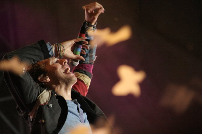 Coldplay in Opwekking