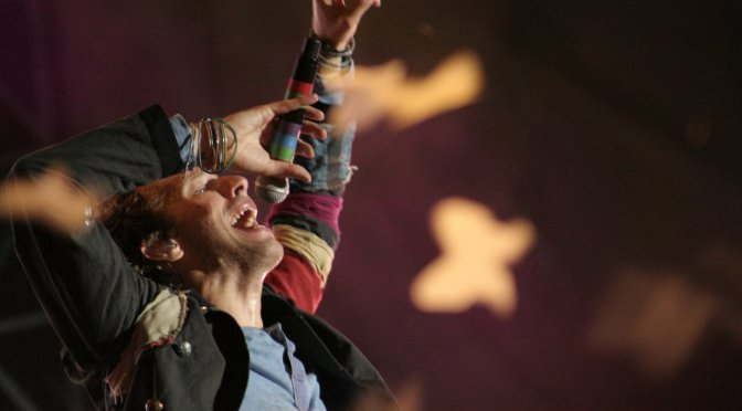 Coldplay in Opwekking